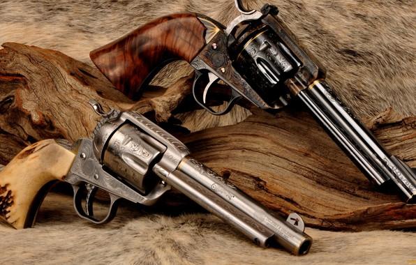 Картинка оружие, револьвер, weapon, western, гравировка, вестерн, custom, Colt .45 Single-Action Army, engraving, revoler, Colt Single ...
