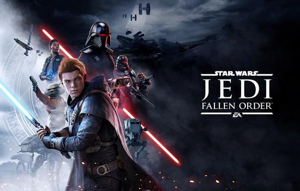 Картинка Electronic Arts, Respawn Entertainment, Star Wars Jedi: Fallen Order