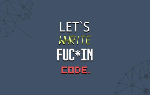 Картинка minimalism, code, enjoy, motivation