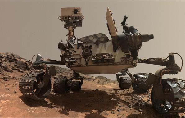 Картинка space, NASA, Mars, Curiosity, Red Planet