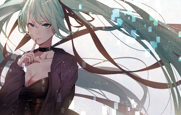Картинка vocaloid, hatsune_miku, kisui