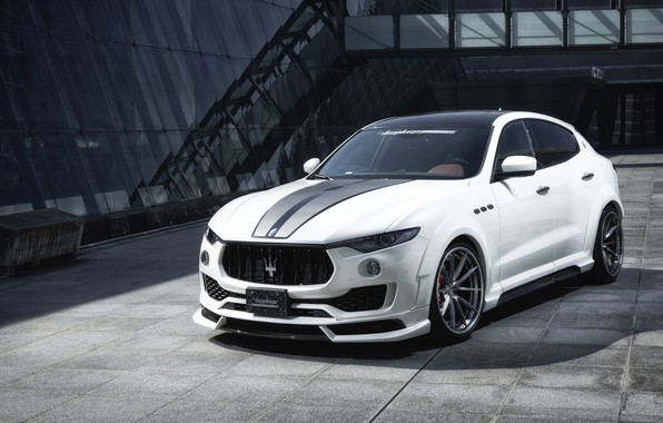 Картинка Maserati, 2018, кроссовер, Levante, Fairy Design