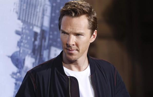 Картинка портрет, Бенедикт Камбербэтч, Benedict Cumberbatch, британский актёр