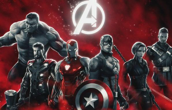 Картинка Superheroes, Wallpaper, Avengers, Avengers: Endgame, Endgame