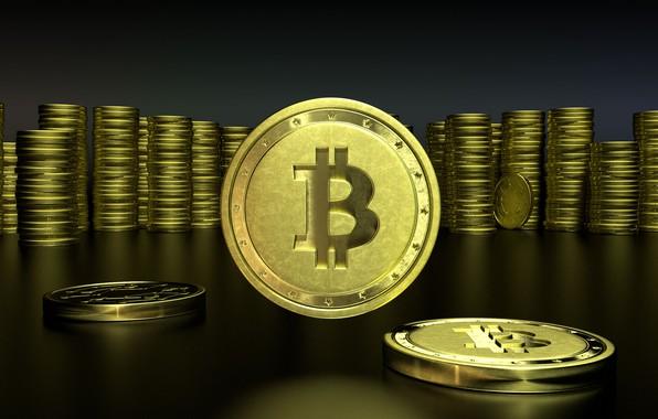 Картинка стол, лого, logo, монеты, fon, bitcoin, биткоин