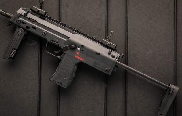 Картинка оружие, gun, weapon, SMG, submachine gun, MP7, пистолет пулемёт, HK MP7A1, pdw, Heckler & Koch …