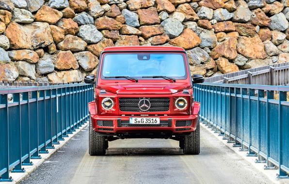 Картинка Mercedes-Benz, G-Class, AMG Line, 2019, Mercedes-Benz G 350 d AMG Line, 350 d