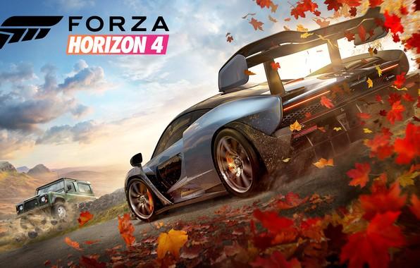 Картинка Microsoft, Car, Game, Forza Horizon 4