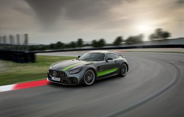 Картинка Mercedes-Benz, AMG, PRO, GT R, 2019