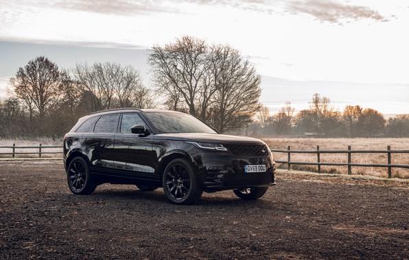Картинка Land Rover, Range Rover, SUV, пятидверный, 2020, Velar, Velar R-Dynamic Black Limited Edition