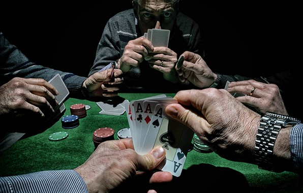 Картинка карты, игра, Poker