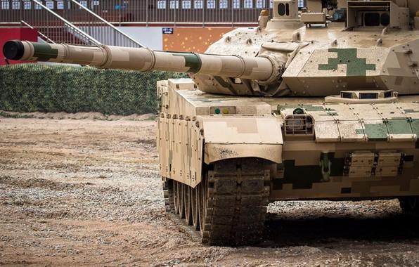 Картинка CHINA, tank, VT-4, MBT3000, WEAPON