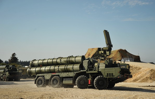 Картинка weapon, Military, russian, S-400 Triumph, S-400, Missile System, anti-aircraft