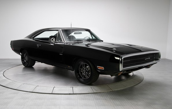 Картинка Muscle, Dodge, Classic, Charger