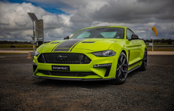 Картинка Mustang, Ford, AU-Spec, R-Spec, 2019, Australia version