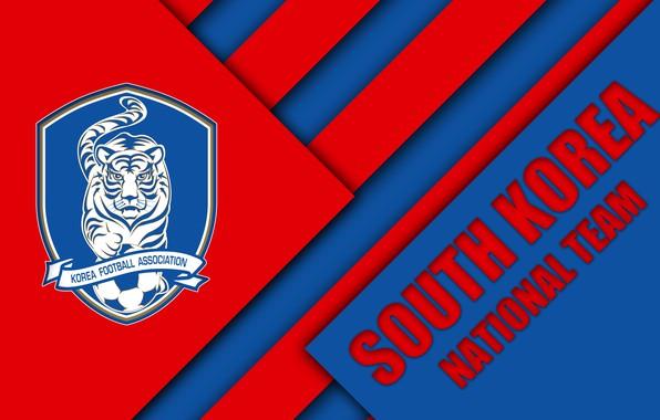 Картинка Logo, South Korea, Soccer, Korea, Emblem, Korea Republic, South Korea National Football Team