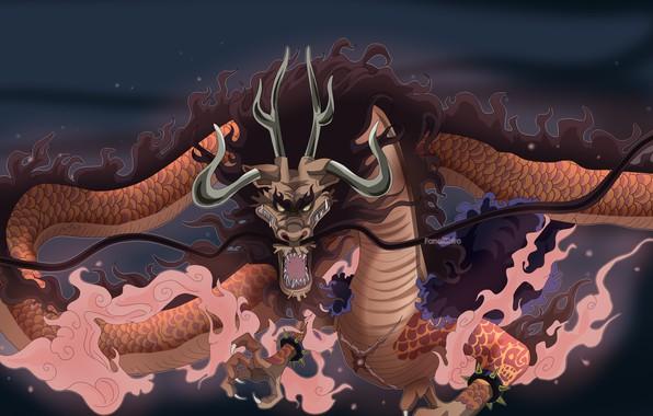 Картинка game, One Piece, pirate, anime, dragon, captain, fang, asian, manga, oriental, asiatic, powerful, strong, scar, …