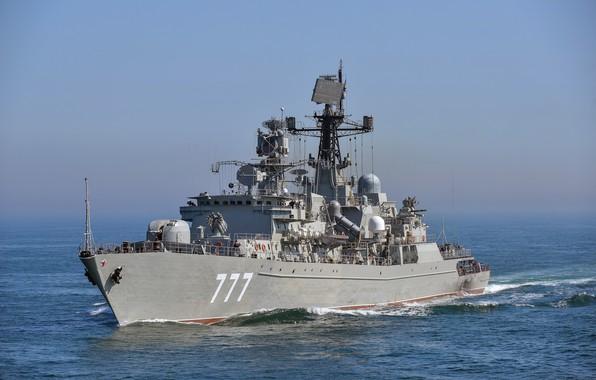 Картинка корабль, Ярослав Мудрый, сторожевой, шифр Ястреб