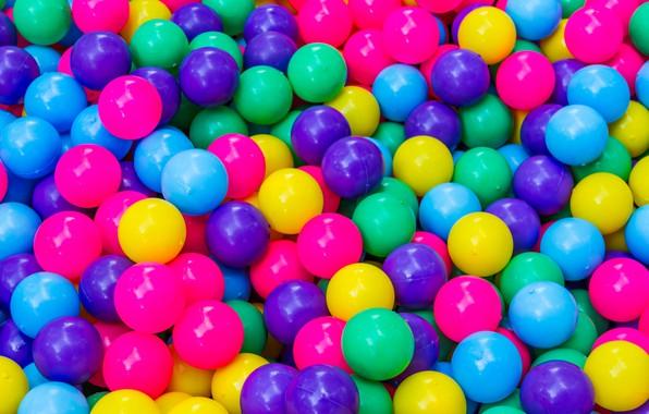 Картинка шарики, фон, шары, яркие, цветные, colors, colorful, rainbow, balls, background