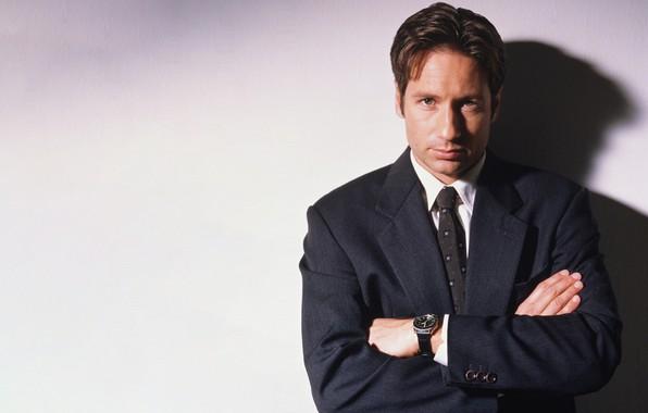 Картинка Фокс, сериал, The X-Files, Секретные материалы, Малдер