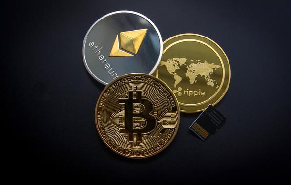 Картинка монеты, coins, bitcoin, ripple, eth, btc, xrp, ethereum