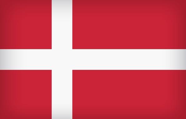 Картинка Flag, Denmark, Danish, Danish Flag, Flag Of Denmark