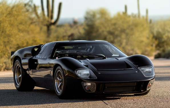 Картинка Ford, 1965, GT40, Mk I, Ford GT40, GT40 supercar, 1965 Superformance