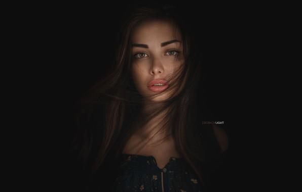 Картинка волосы, Девушка, Alexander Drobkov-Light, Sue Tikhonova