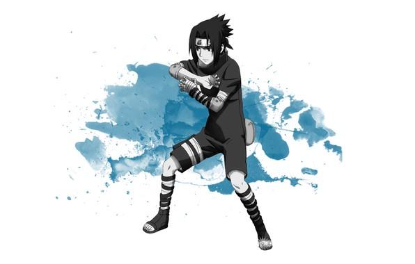 Картинка Аниме, Саске, Sasuke, Наруто, Uchiha, Sasuke Uchiha, Учиха Саске, Сёнэн