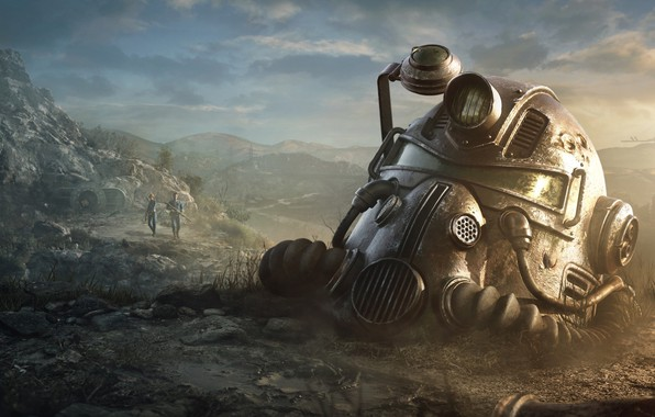 Картинка Fallout, Bethesda Softworks, Bethesda, Bethesda Game Studios, Fallout 76