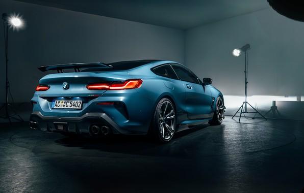 Картинка BMW, вид сзади, 2018, AC Schnitzer, ACS8, 8-Series, M850i, XDrive