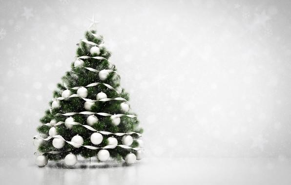 Картинка украшения, шары, елка, Новый Год, Рождество, Christmas, balls, New Year, decoration, xmas, Merry, fir tree