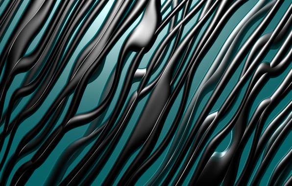 Картинка цвета, абстракция, фон, узор, abstract, 3д графика