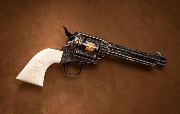 Картинка Colt, Revolver, Weapon