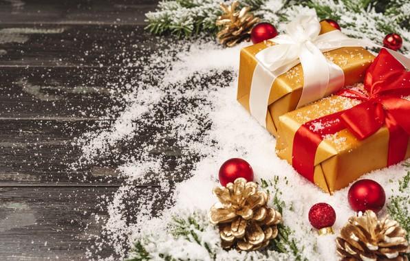 Картинка зима, снег, праздник, Рождество