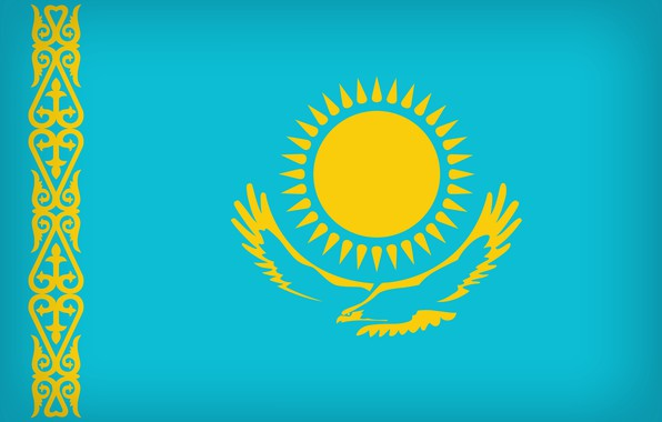 Картинка Flag, Kazakhstan, Kazakstan, Kazakh Flag, Flag Of Kazakhstan, Kazakhstani, Kazakh