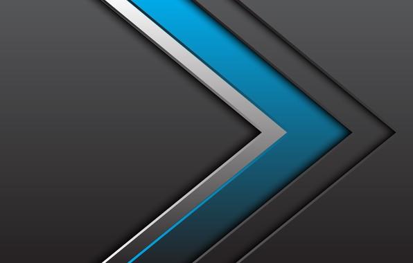 Картинка линии, абстракция, серый, фон, голубой, design, background, material