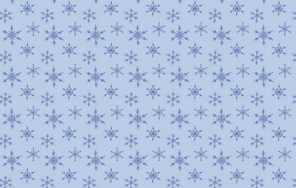 Картинка снежинки, фон, графика, вектор, текстура