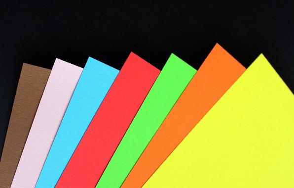 Картинка цвета, бумага, фон, текстура, палитра, Абстракция