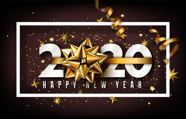 Картинка золото, новый год, background, 2020-new-year