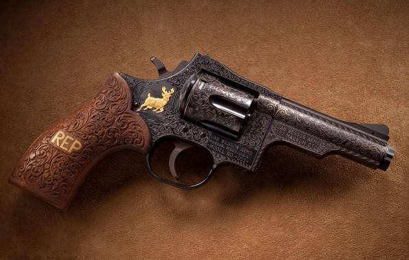 Картинка Gun, Magnum, Weapon, 357