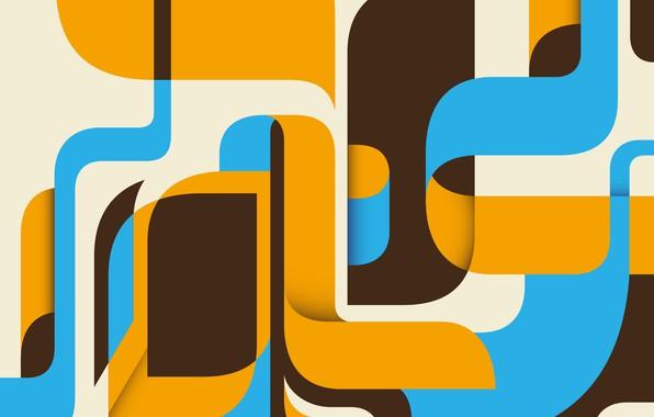 Картинка линии, абстракция, фон, вектор, abstract, background, color, vektor