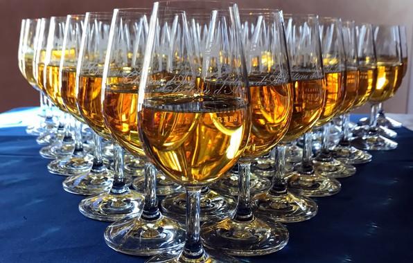 Картинка фон, вино, бокалы