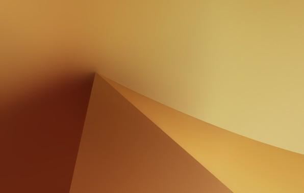 Картинка линии, абстракция, фон, золото, абстракции, тень, тени, золотой, gold, lines, fon, samsung galaxy note 7, …