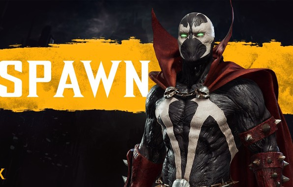 Картинка promo, DLC, MK11, Spawn, NetherRealm Studios, 2020, Mortal Kombat 11