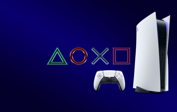 Картинка Sony, Games, Playstation, PS4, PS5
