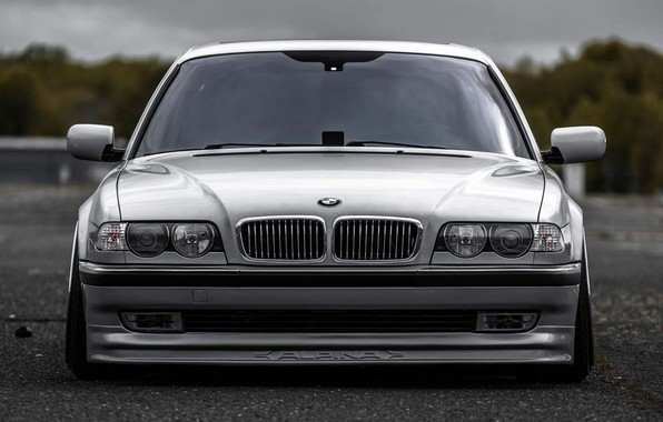 Картинка BMW, 7-Series, E38, 740IL