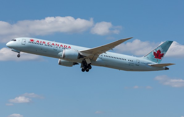 Картинка Boeing, Dreamliner, Air Canada, 787-9