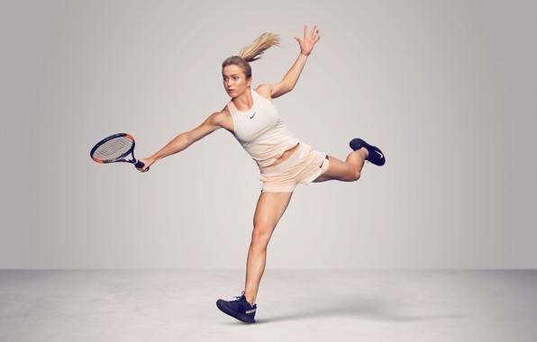 Картинка Women, Ukraine, Sport, Tennis, Elina, WTA, Ukrainian, Elina Svitolina, Svitolina