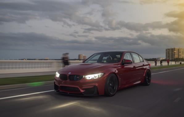Картинка BMW, Light, RED, Dynamic, LED, Ride, F81
